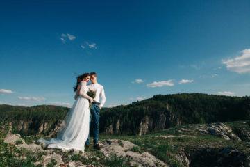 Свадебная съёмка в Оренбурге от Руслана Туктаганова